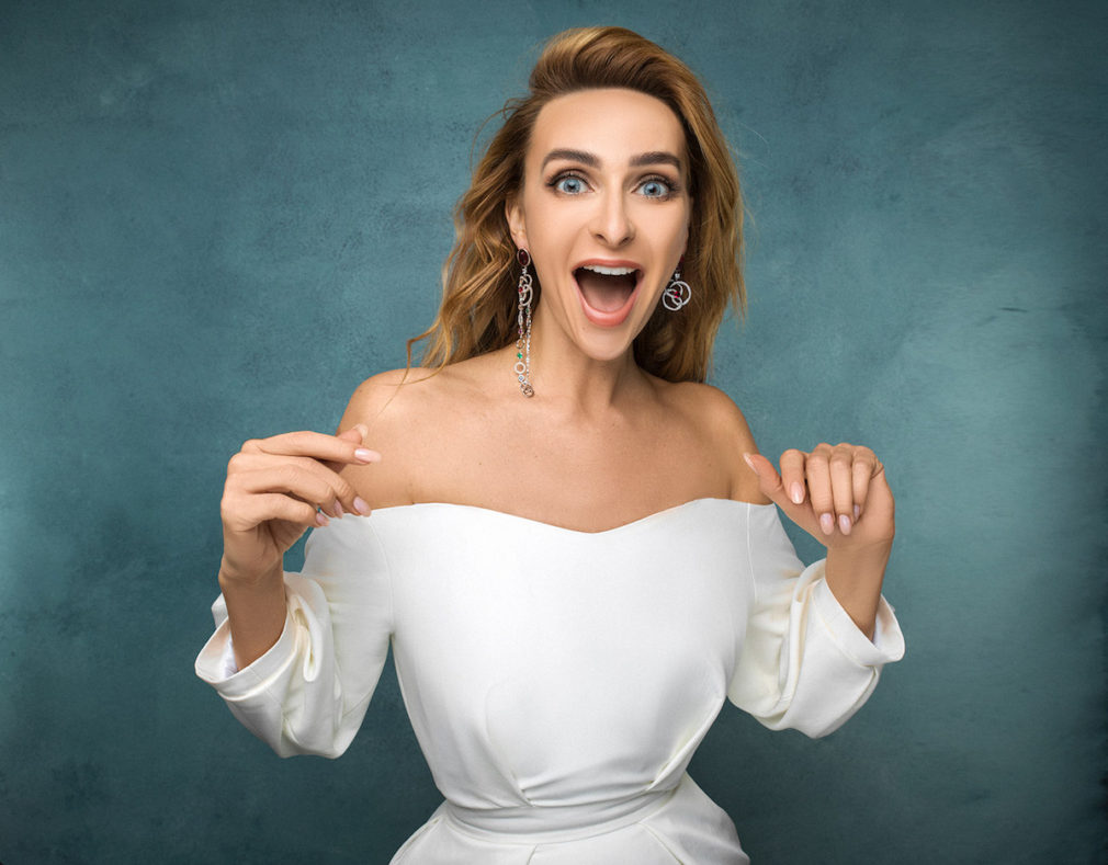 Диета звезды «Comedy Woman» Екатерины Варнавы