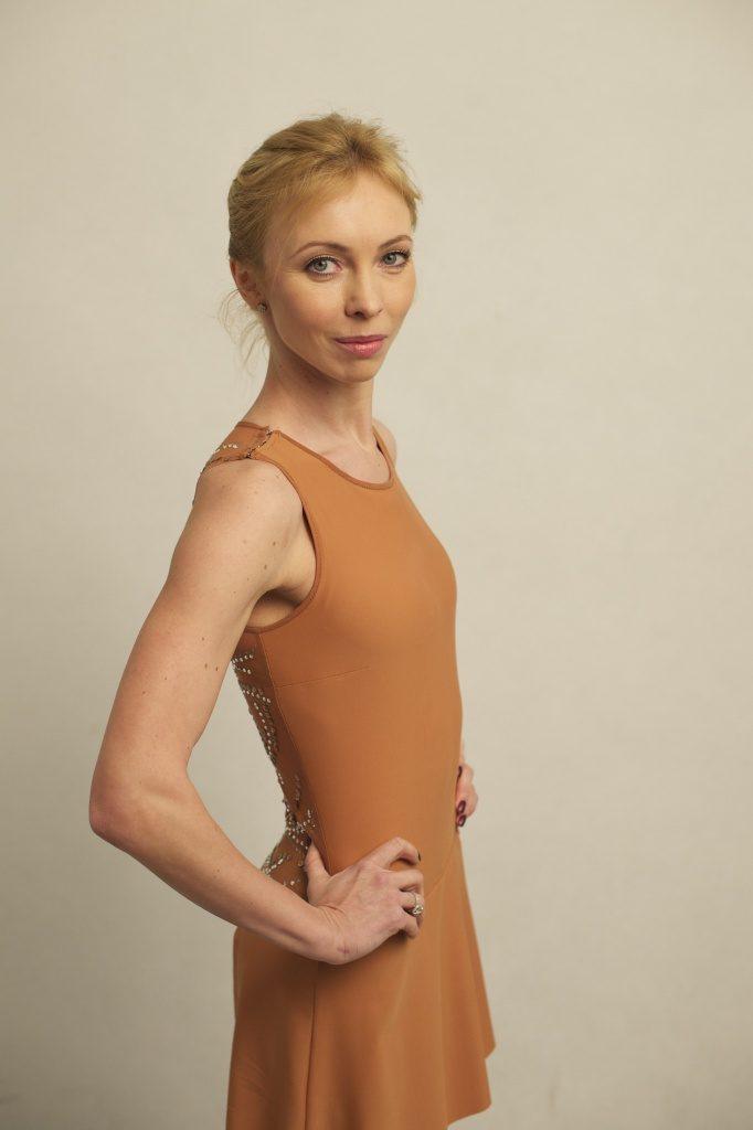Как поддерживает форму фигуристка Татьяна Тотьмянина
