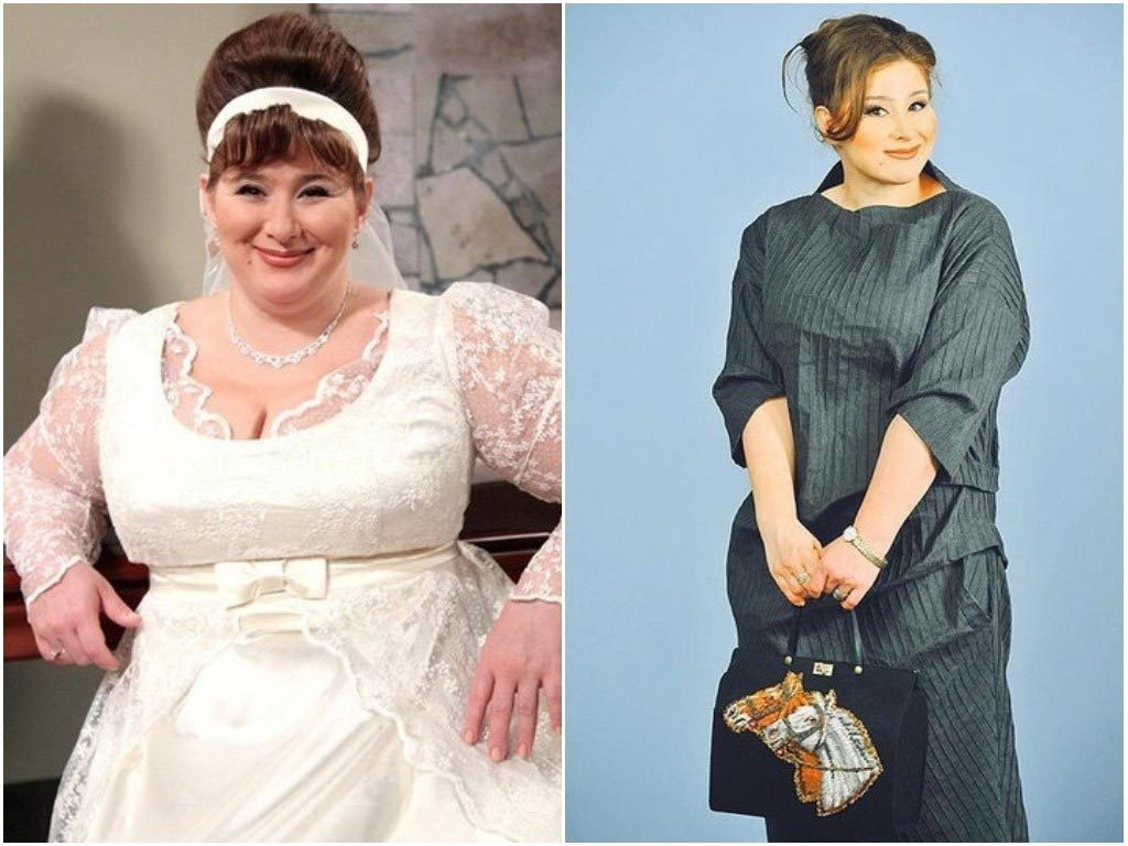 "Диета Юлии Куварзиной ""22 кг за 3 месяца"""