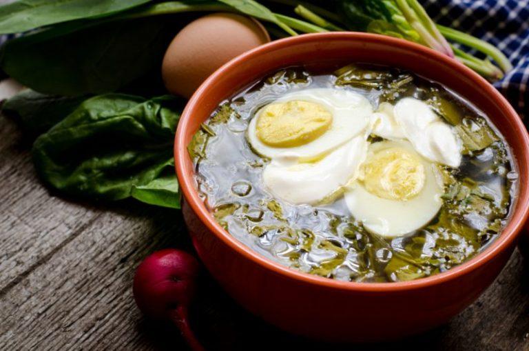 Борщ: калорийность, польза и вред, БЖУ на 100 граммов