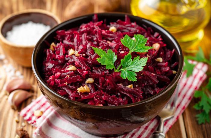 Вареная свекла: калорийность, польза и вред, БЖУ на 100 грамм