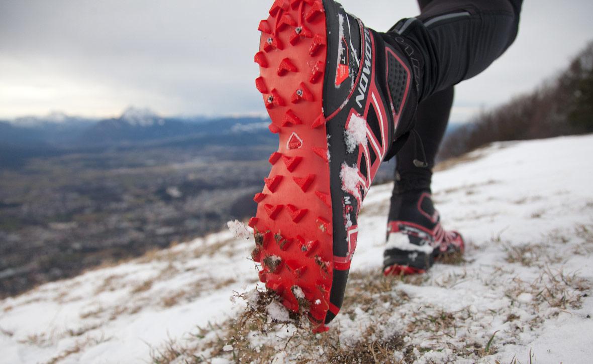 женские кроссовки для бега зимой