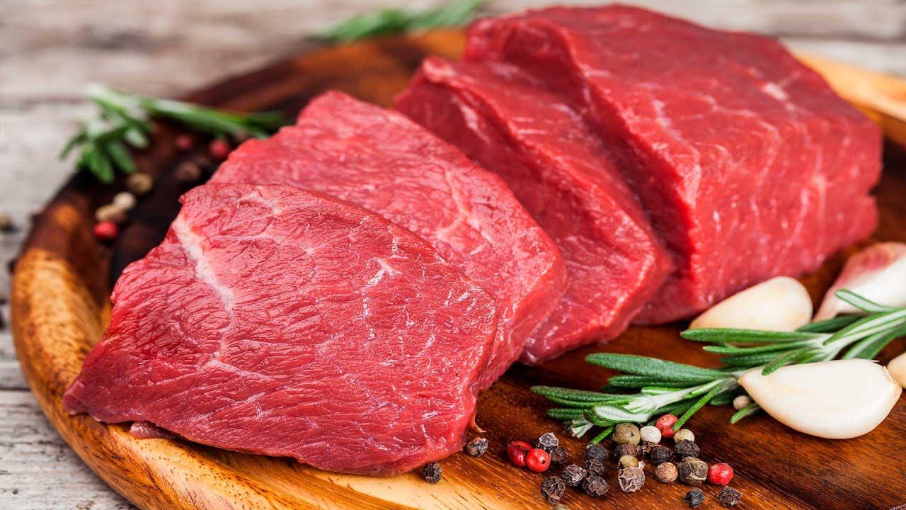 говядина как источник белка