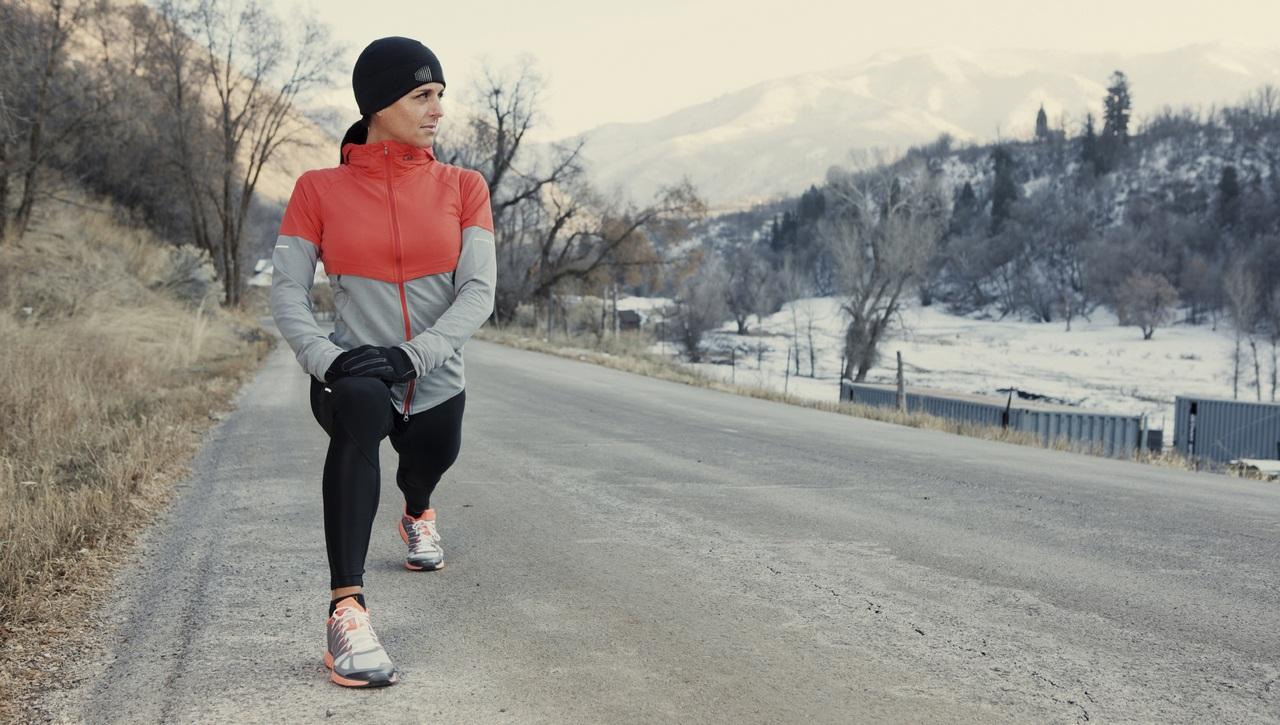 штаны женские для бега зимой