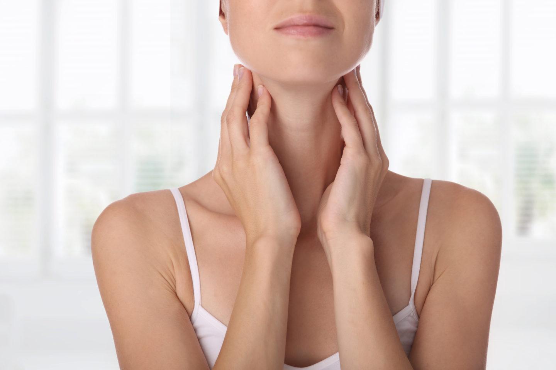 проблемы с щитовидной железой как симптомы переедания