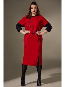 Модные теплые шерстяные платья на любой вкус
