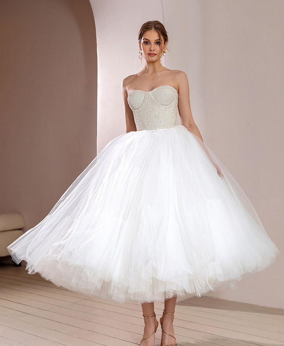 Выбор свадебного платья с учетом фигуры