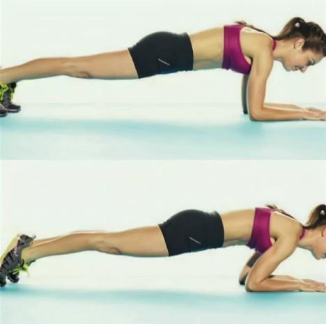 13 лучших упражнений на пресс для девушек
