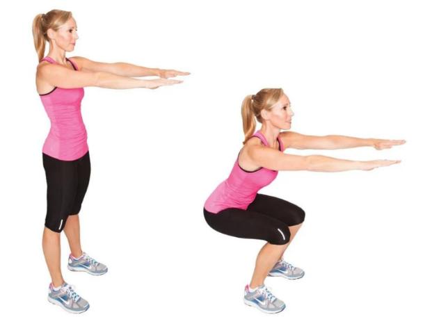 12 лучших фитнес упражнений для похудения